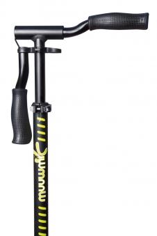 Alu Scooter / Cityroller Muuwmi Pro 215 mm lime-grün Bild 5