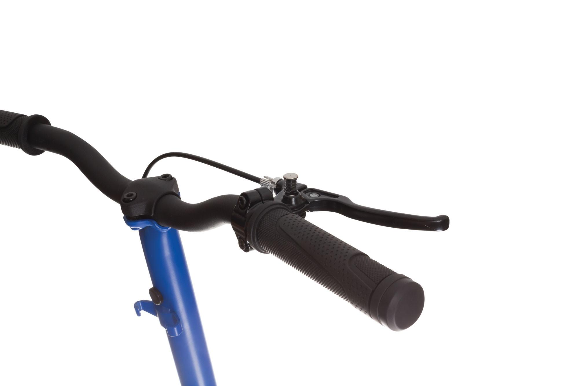 Cityroller / Alu Scooter Globber ONE K 180 BR navy-blau Bild 2