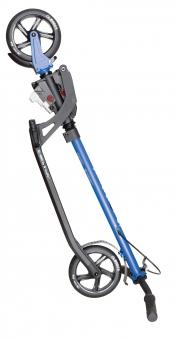 Cityroller / Alu Scooter Globber ONE K 180 BR navy-blau Bild 4