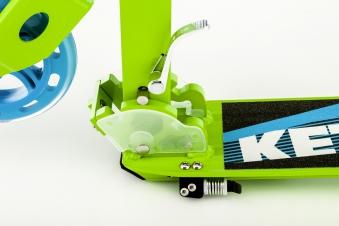 Kettler Scooter Zero 6 Greenatic / Cityroller T07115-5010 Bild 2