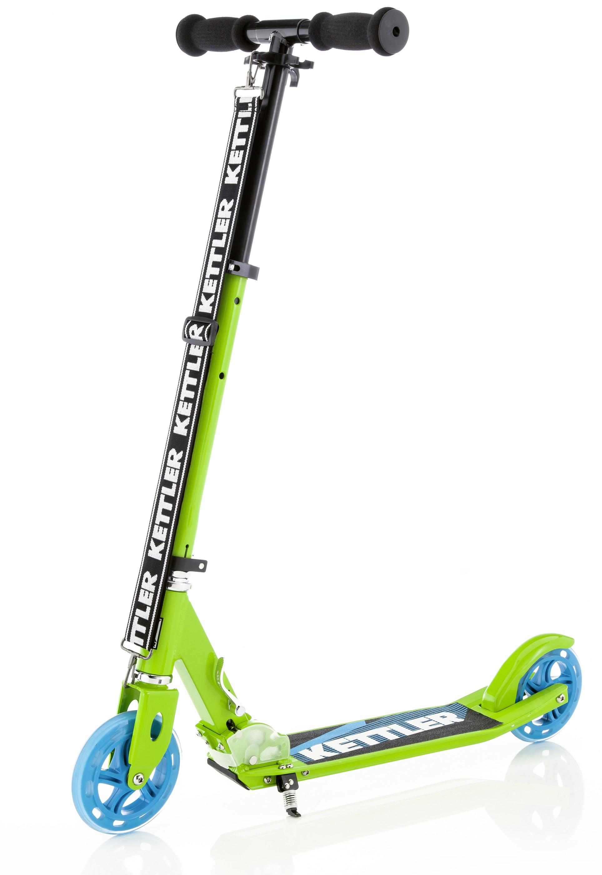 Kettler Tretroller, Scooter Zero 6 Greenatic / Cityroller T07115-5010 Bild 1