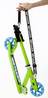Kettler Tretroller, Scooter Zero 6 Greenatic / Cityroller T07115-5010 Bild 3