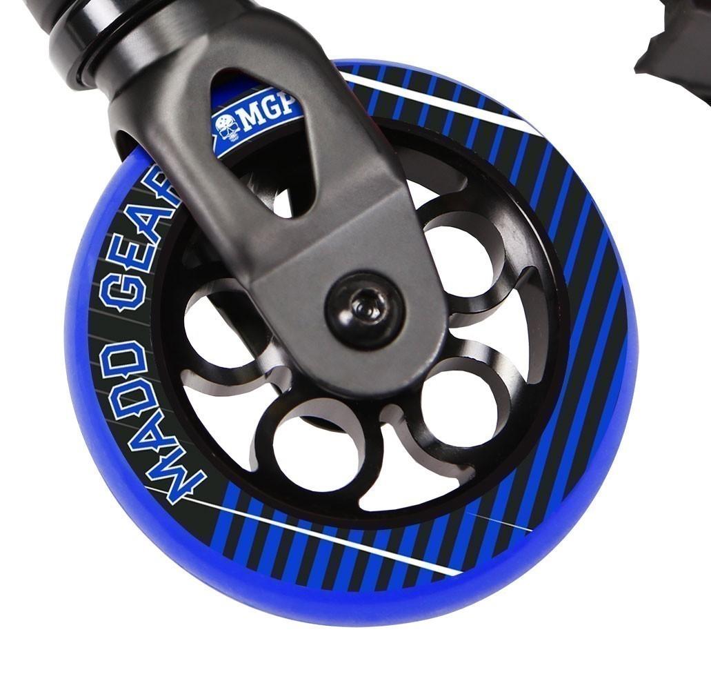 Scooter / Cityroller MADD GEAR Kick Extreme schwarz/blau Bild 2