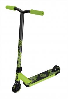 Scooter / Cityroller MADD GEAR Whip Tacker lime/schwarz Bild 1