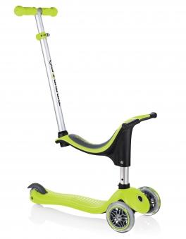 Scooter / Kinderroller / Dreirad / Laufrad Globber Evo 4in1 grün Bild 1