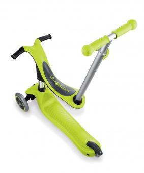 Scooter / Kinderroller / Dreirad / Laufrad Globber Evo 4in1 grün Bild 2