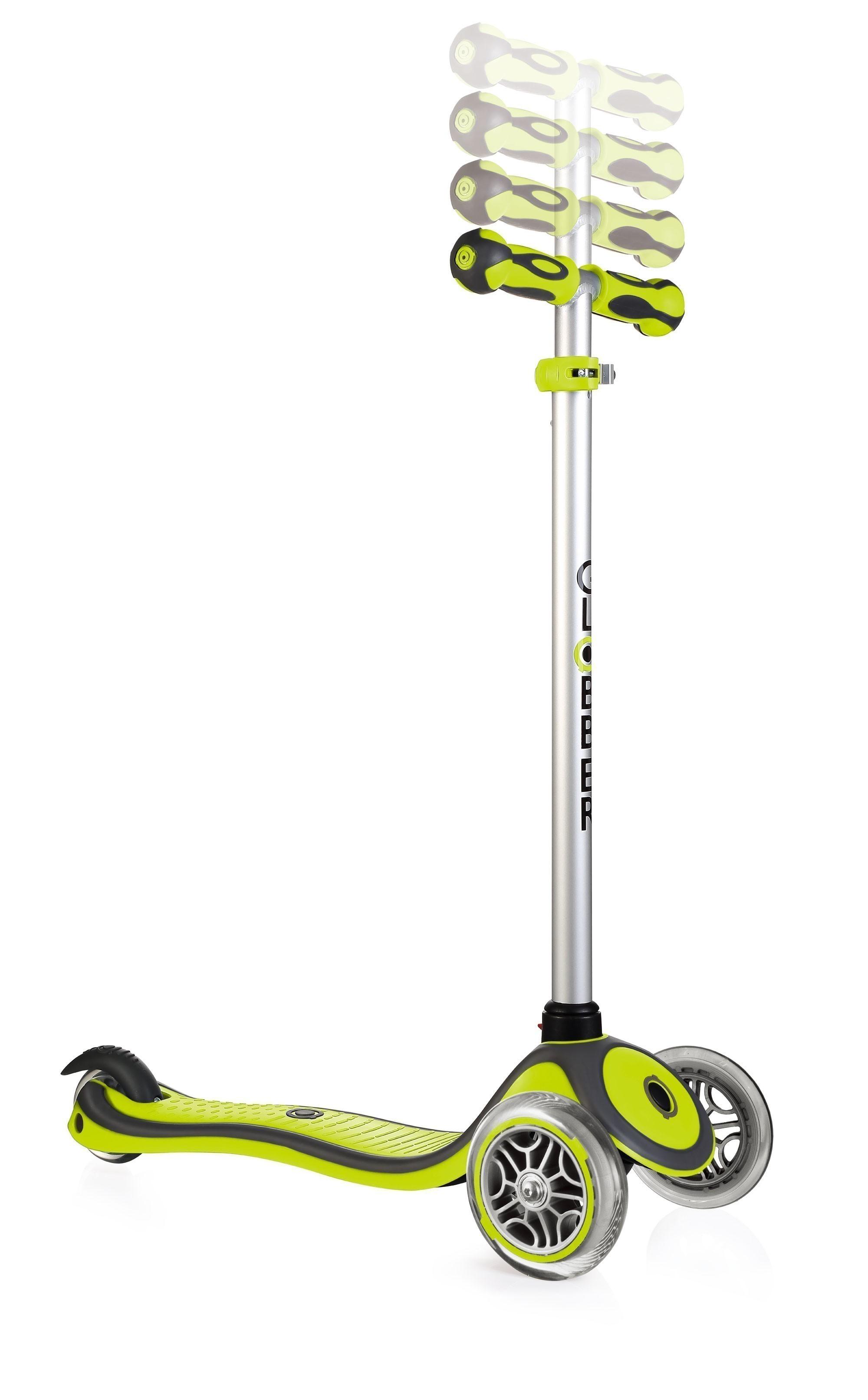 Scooter / Kinderroller Globber Primo Plus grün Bild 2
