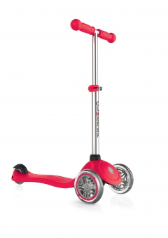 Scooter / Kinderroller Globber Primo Plus rot Bild 1