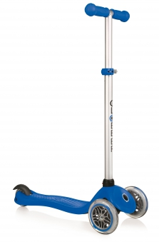 Scooter / Kinderroller Globber Primo Starlight navy-blau Bild 1