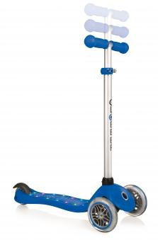 Scooter / Kinderroller Globber Primo Starlight navy-blau Bild 2