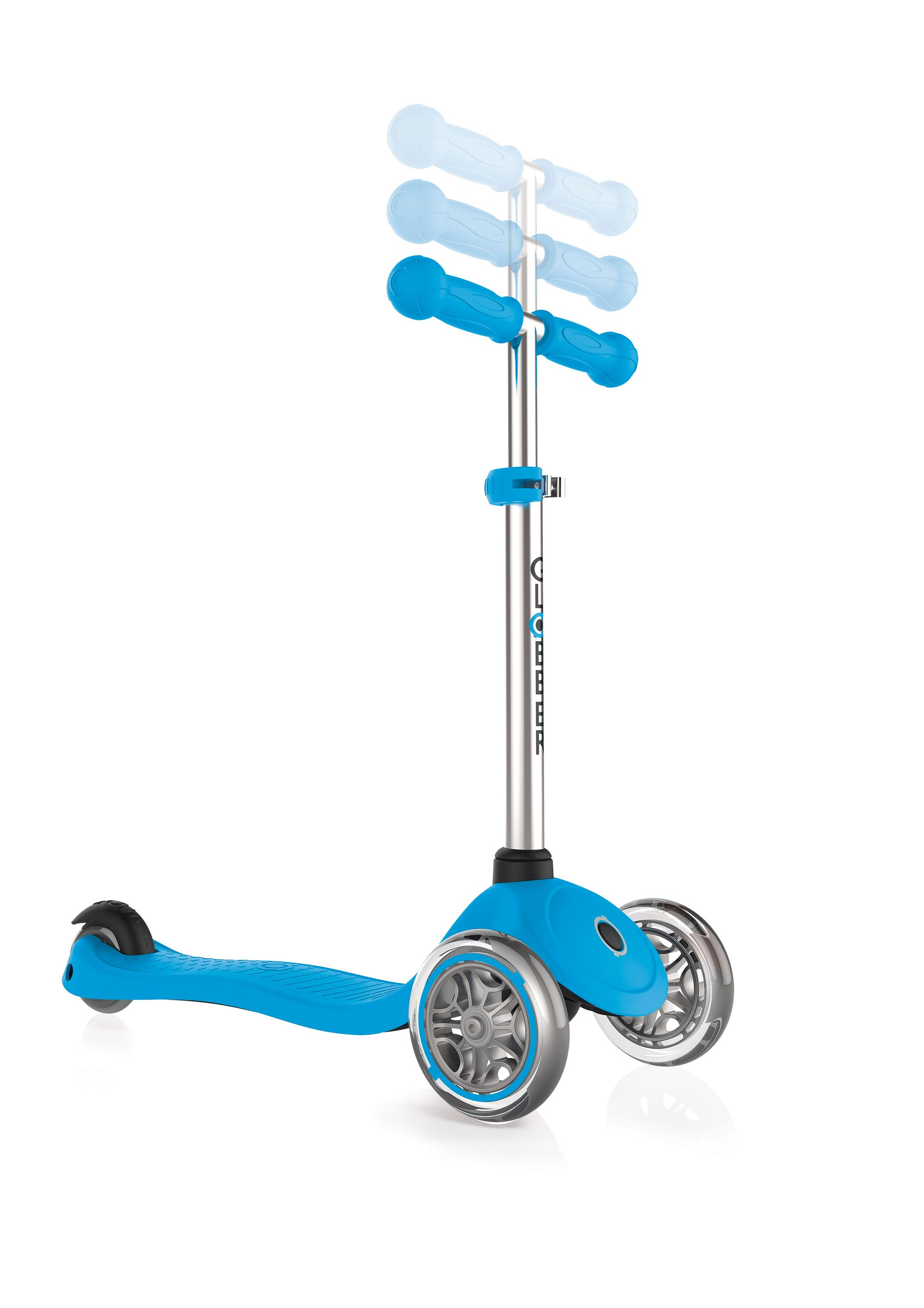Scooter / Kinderroller Globber Primo himmelblau Bild 2
