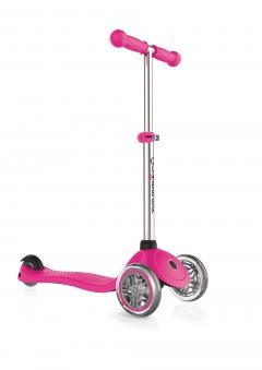 Scooter / Kinderroller Globber Primo pink Bild 1