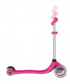 Scooter / Kinderroller Globber Primo pink Bild 2