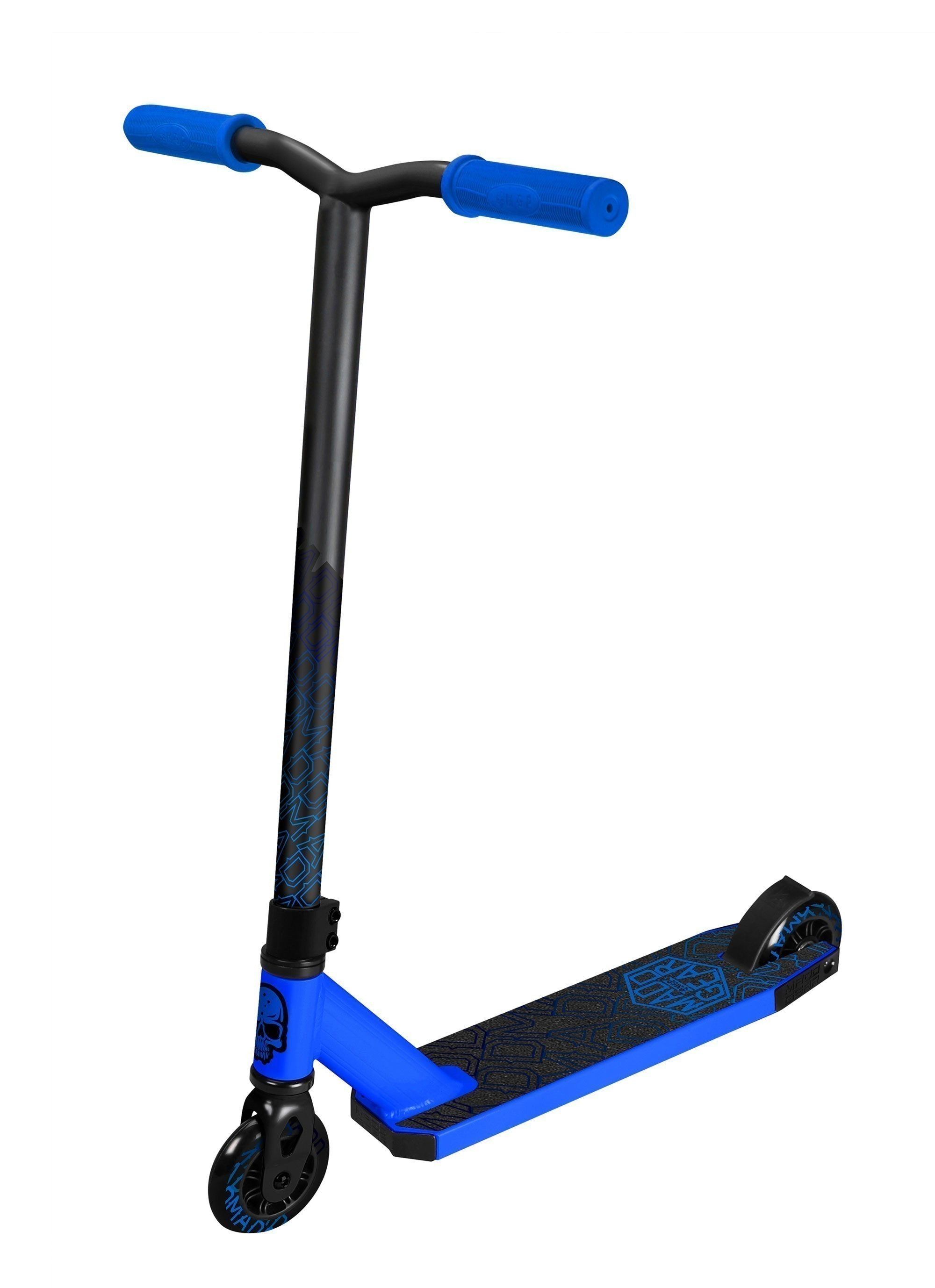 Tretroller, Kinderroller, Scooter MADD GEAR Kick Rascal blau Bild 1