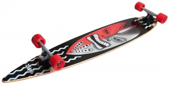 No Rules Skateboard / Longboard ABEC 7 Guru Bild 1