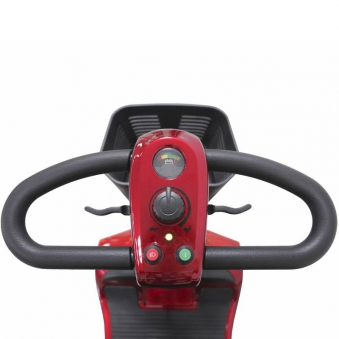 Seniorenmobil 6KM/H Elektromobil Senioren faltbar Mobilitätshilfe K6 Bild 3