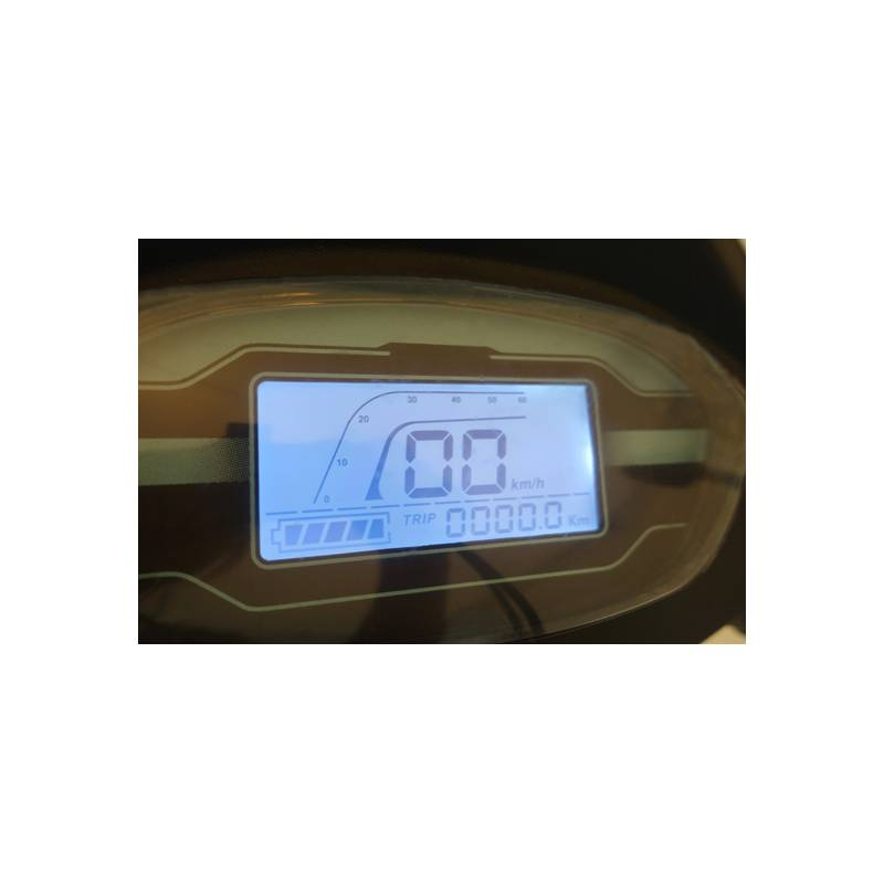 Seniorenmobil Elektromobil E-Trike Vita 25B schwarz Bild 4