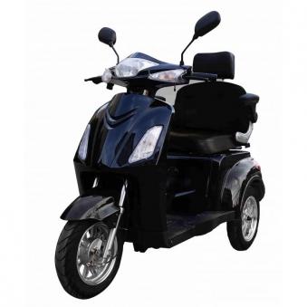 Seniorenmobil Elektromobil E-Trike Vita 25B schwarz Bild 1