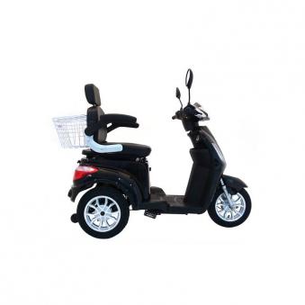 Seniorenmobil Elektromobil E-Trike Vita 25B schwarz Bild 2