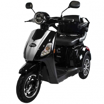 Seniorenmobil, Elektromobil, Elektrodreirad Rolektro 1000/30 schwarz Bild 3