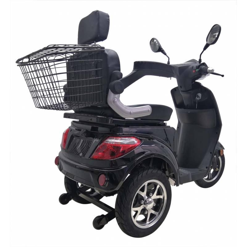 Seniorenmobil Elektromobil Elektromofa Vitale 25 schwarz Bild 2