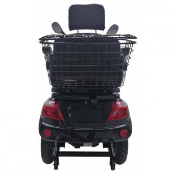 Seniorenmobil Elektromobil Elektromofa Vitale 25 schwarz Bild 3