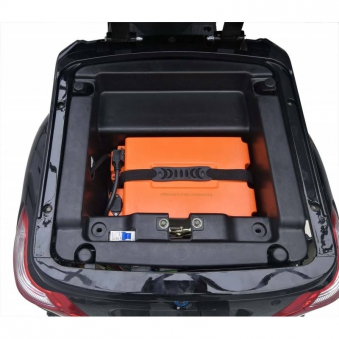Seniorenmobil Elektromobil Elektromofa Vitale 25 schwarz Bild 5