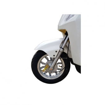Seniorenmobil Elektromobil Seniorenscooter Gino 25 weiß Bild 2