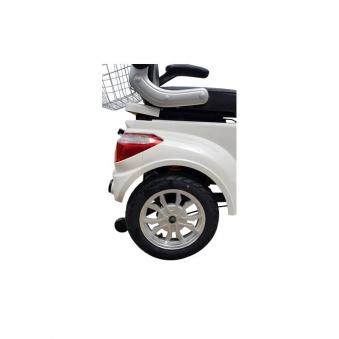 Seniorenmobil Elektromobil Seniorenscooter Gino 25 weiß Bild 3