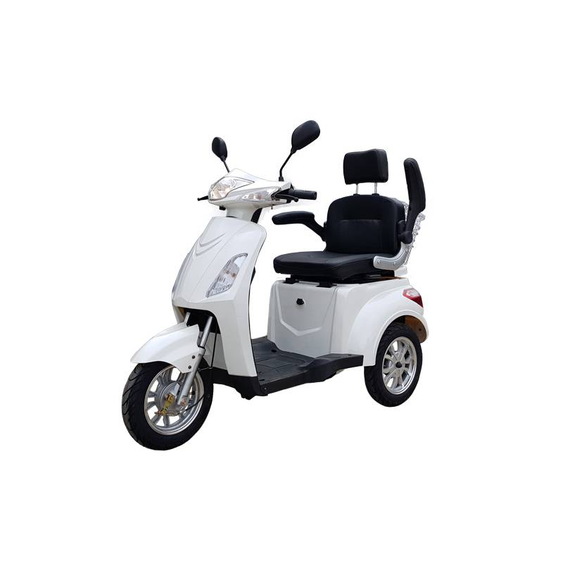 Seniorenmobil Elektromobil Seniorenscooter Vita 25B weiß Bild 5