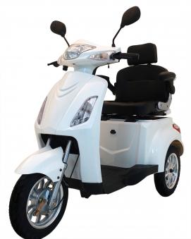 Seniorenmobil Elektromobil Vitale 25 weiss Lithium Bild 1