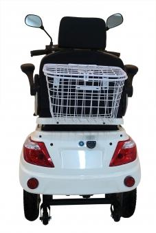 Seniorenmobil Elektromobil Vitale 25 weiss Lithium Bild 2