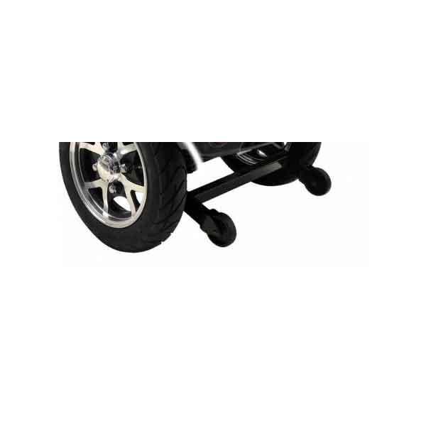 Vitale 25 Lith Seniorenmobil Elektromobil Elektroroller Trike rot Bild 7
