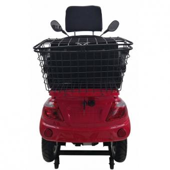 Vitale 25 Lith Seniorenmobil Elektromobil Elektroroller Trike rot Bild 2