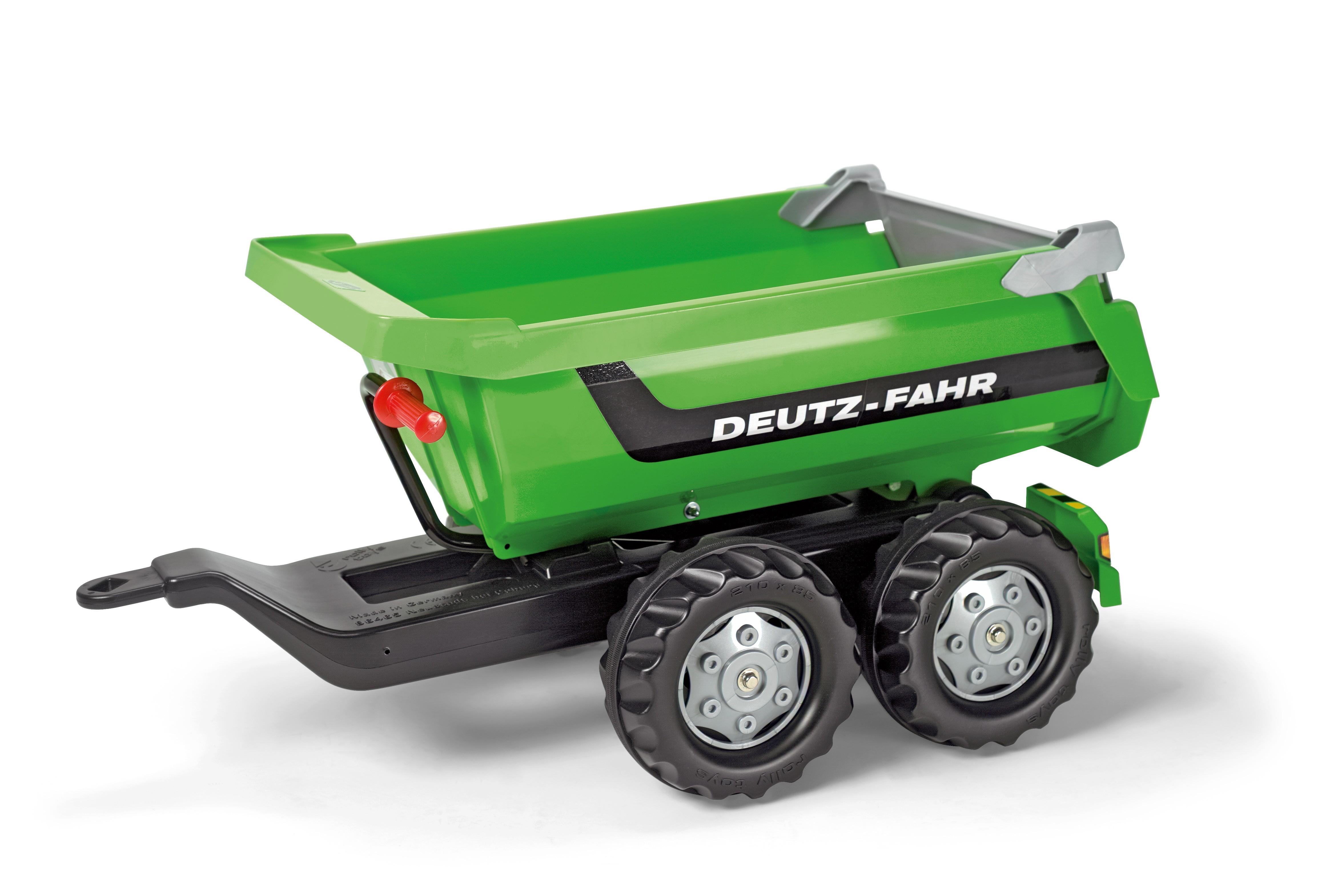 Anhänger für Tretfahrzeug rolly Halfpipe Deutz-Fahr - Rolly Toys Bild 1