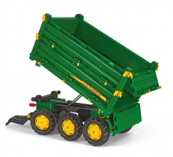 Anhänger für Tretfahrzeug rolly Multi Trailer John Deere - Rolly Toys Bild 2