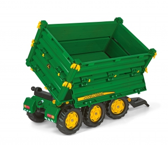 Anhänger für Tretfahrzeug rolly Multi Trailer John Deere - Rolly Toys Bild 3