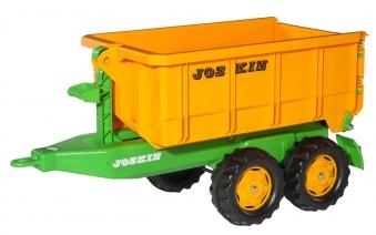 Anhänger für Tretfahrzeug rollyContainer Joskin - Rolly Toys Bild 1