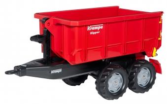 Anhänger für Tretfahrzeug rollyContainer Krampe - Rolly Toys Bild 1