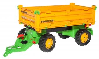 Anhänger für Tretfahrzeug rollyMulti Trailer Joskin - Rolly Toys Bild 1