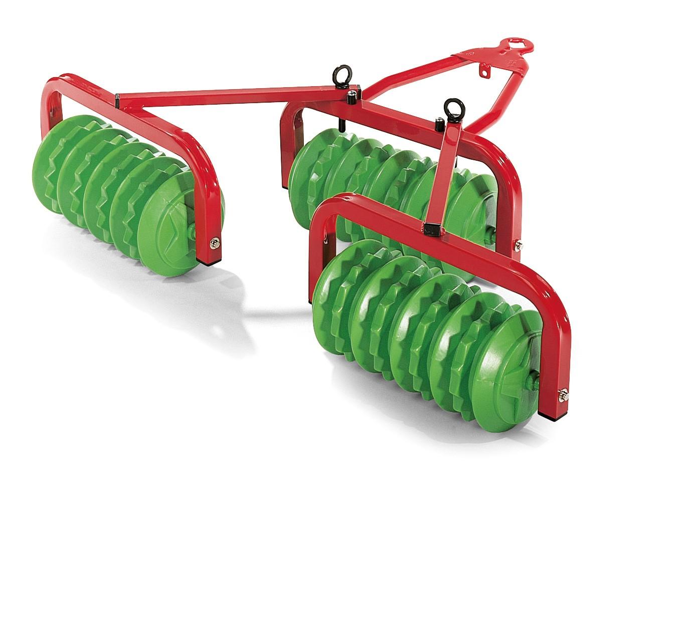 Cambridge Walze für Tretfahrzeuge - Rolly Toys Bild 1