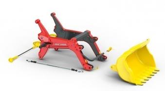 Frontlader für Tretfahrzeuge rolly Trac Farmtrac - Rolly Toys Bild 1