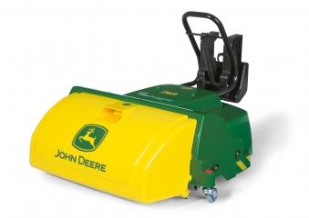 Kehrmaschine für Tretfahrzeug rolly Trac Sweeper John Deere Rolly Toys Bild 1