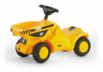 Rutscher rolly Minitrac CAT Dumper - Rolly Toys