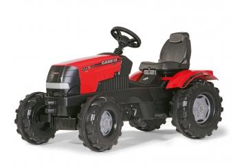 Trettraktor rolly Farmtrac Case Puma - Rolly Toys Bild 1