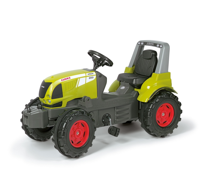 Trettraktor rolly Farmtrac Claas Arion - Rolly Toys Bild 1