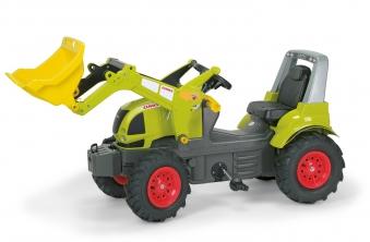 Trettraktor rolly Farmtrac Claas Arion mit Luftreifen - Rolly Toys Bild 1