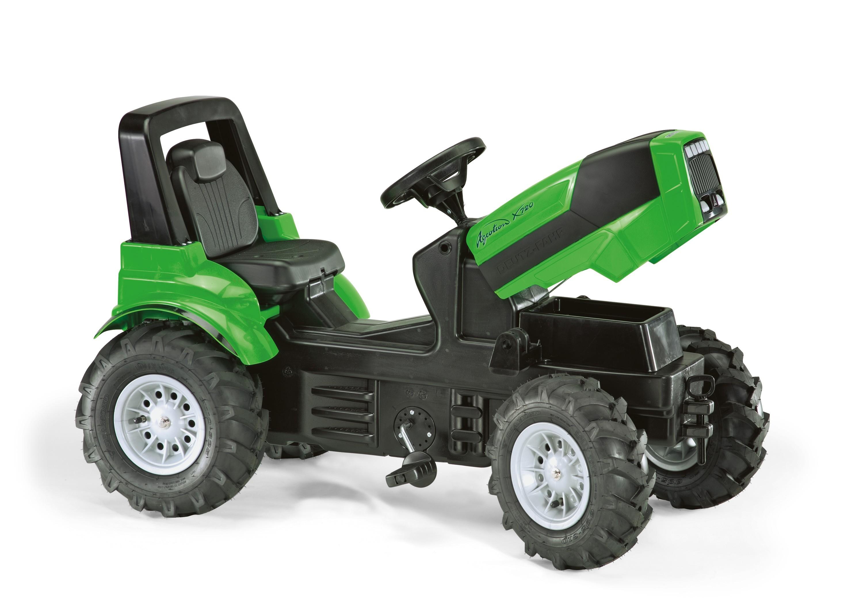 Trettraktor rolly Farmtrac Deutz-Fahr Agrotron - Rolly Toys Bild 2