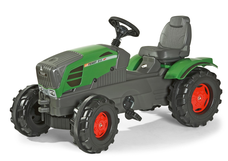 Trettraktor rolly Farmtrac Fendt 211 Vario  - Rolly Toys Bild 1