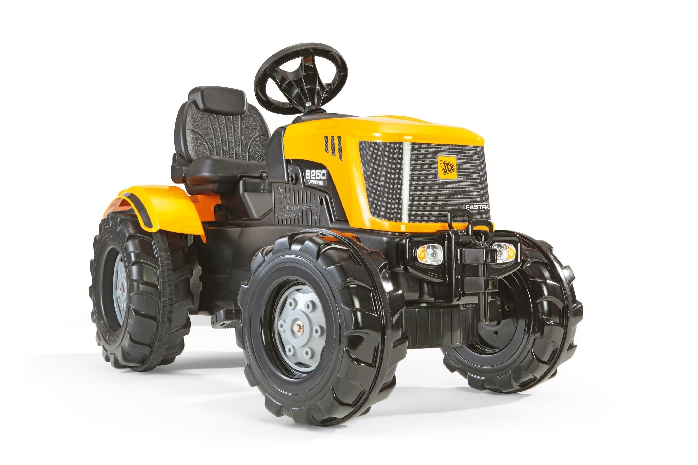 Trettraktor rolly Farmtrac JCB 8250  - Rolly Toys Bild 1